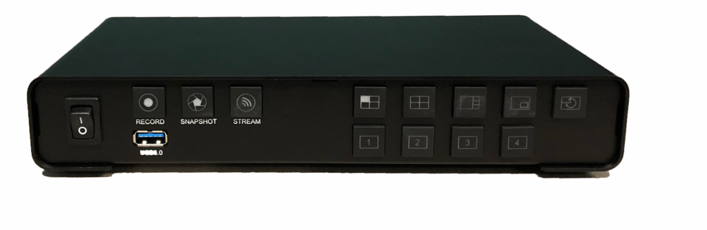 Spider Multichannel Streaming Video Encoder & Switcher from DiscoverVideo