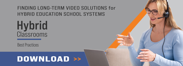 Download Hybrid Classroom Best Practices Guide