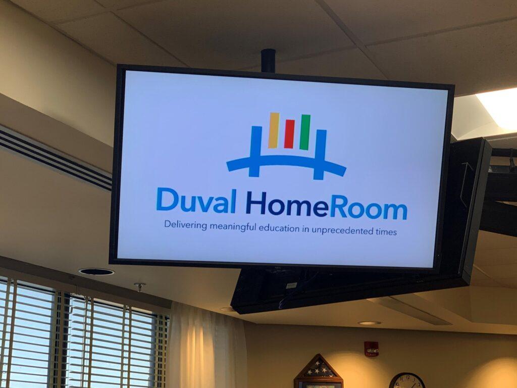 DEVOS Works with Homeroom