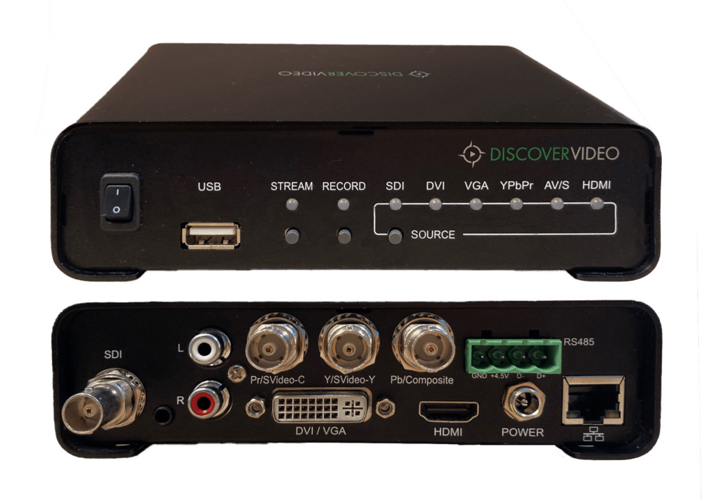 Mantis Live Stream Multichannel Encoder