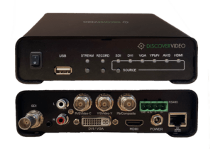 Mantis Multichannel Live Streaming Video Encoder