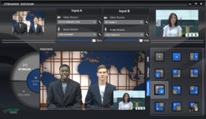 Streamsie Software Encoder for DiscoverVideo Enterprise Platform
