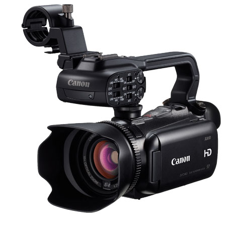 Camcorder Recommendation for Broadcasting Studio